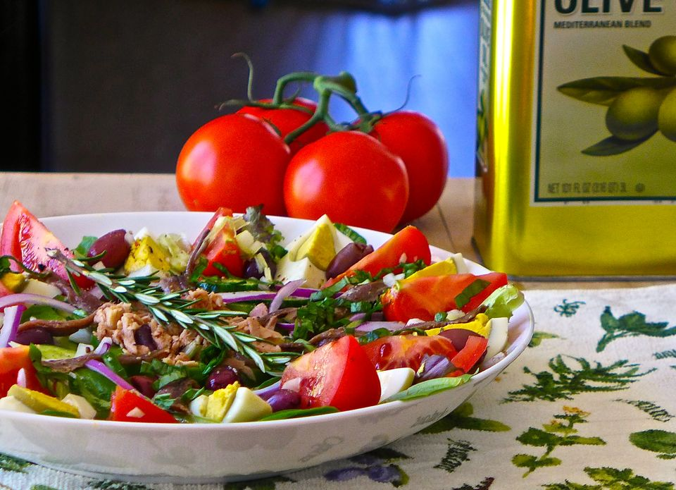 niçoise salad