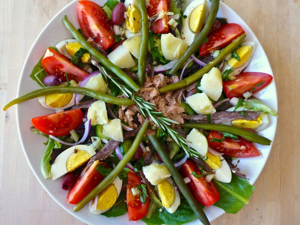 wrong salade nicoise