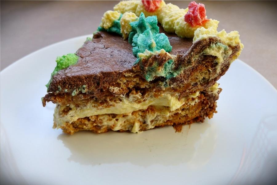 UKRAINE , KIEV CAKE 3