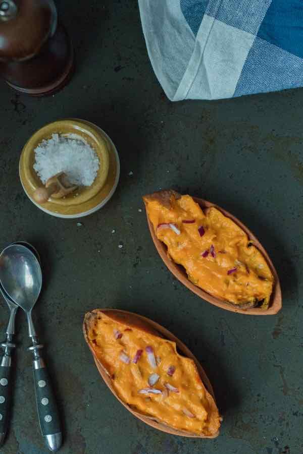 kaukau à la noix de coco