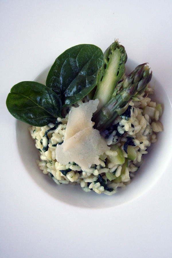 Risotto Verde - Authentic Italian Recipe | 196 flavors