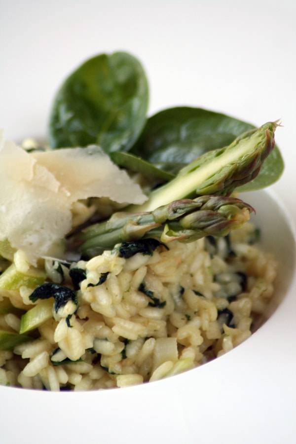 Risotto Verde - Authentic Italian Recipe | 196 flavors