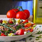 France : Salade Niçoise (Salada Nissarda)