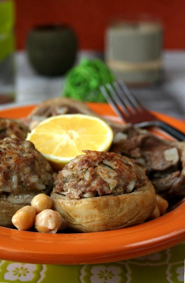 Dolma qarnoun authentic algerian recipe 196 flavors - Cuisine algerienne traditionnelle ...