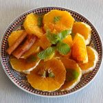 Morocco: Orange Salad with Cinnamon