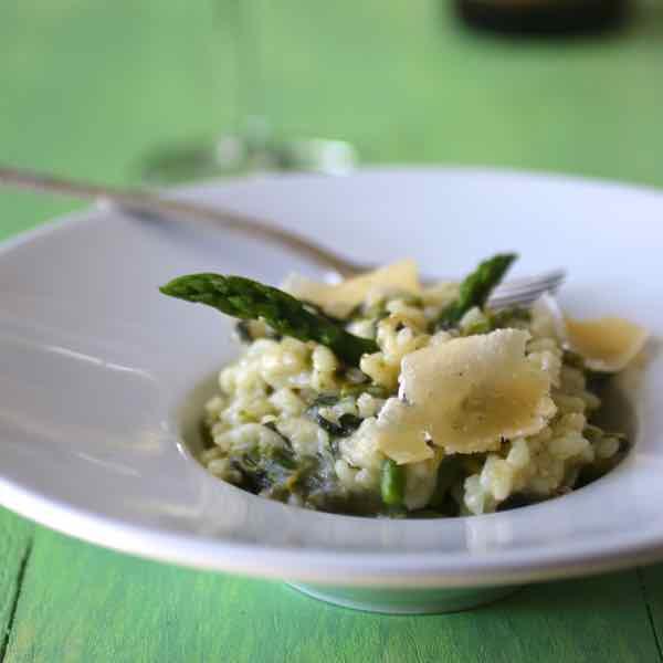 Risotto Verde - Authentic Italian Recipe   196 flavors