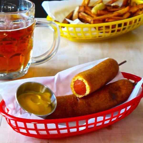 Corn Dog - Authentic American Recipe