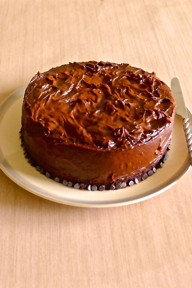 Recipe of Devil's Food Cake