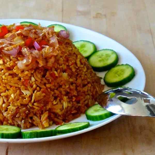 resepi nasi goreng kampung ala thai resipi nasi goreng kampung  rina oleh rina cookpad Resepi Tauhu Goreng Sos Thai Enak dan Mudah