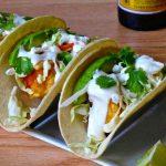 Mexique : Tacos de Pescado (Tacos de Poisson)