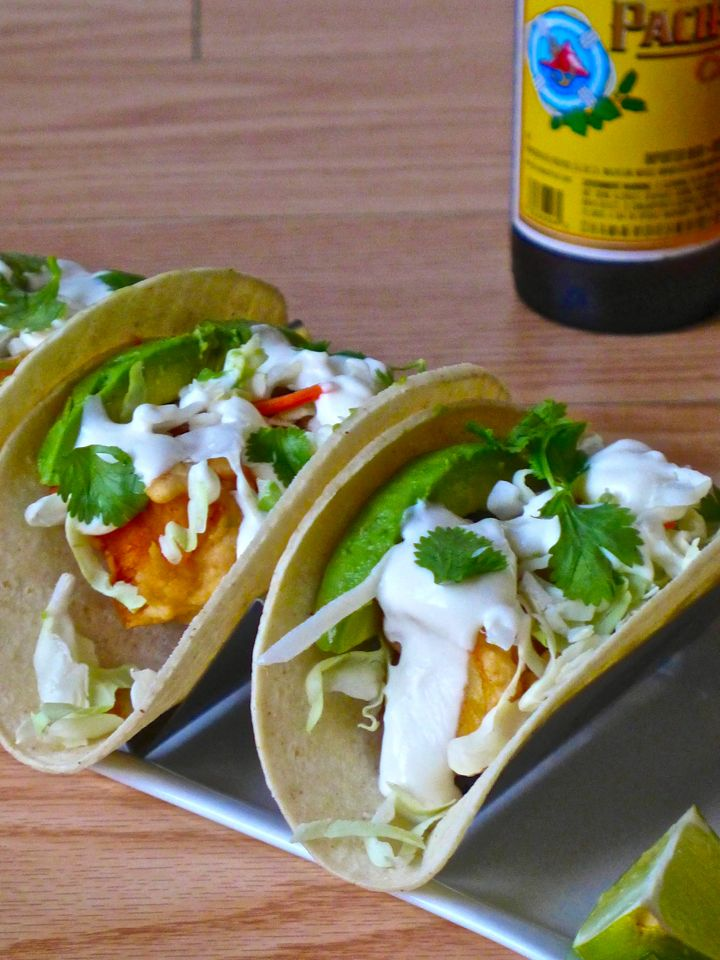 Authentic mexican fish tacos recipe for Fish taco ingredients