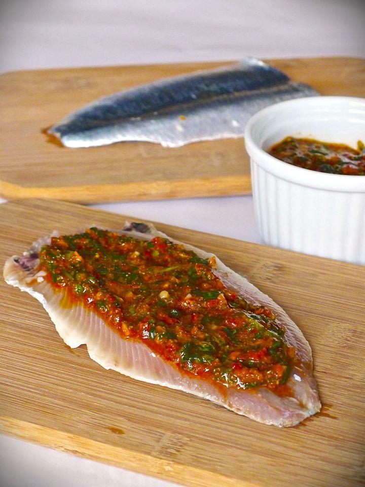 Sardines mari es recette marocaine 196 flavors - Comment faire griller des sardines ...
