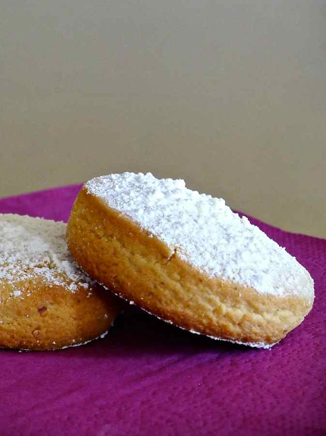 polvorones traditionnels