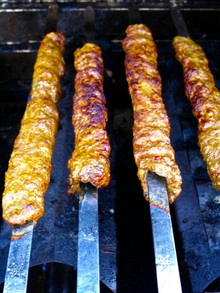 chelo kabab koobideh