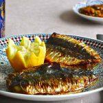 Maroc : Sardines Mariées