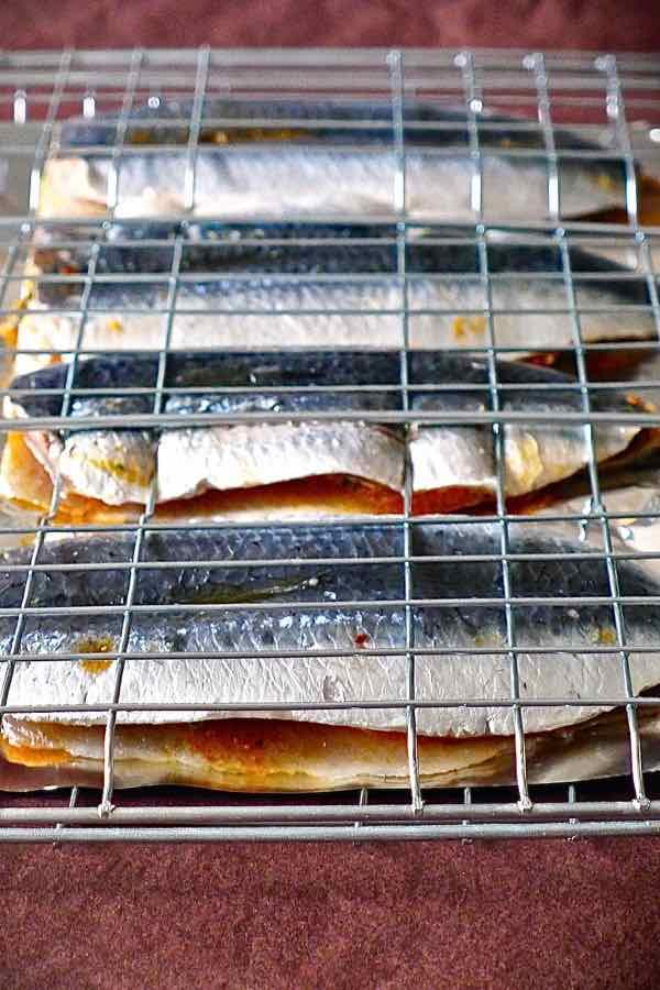married sardines