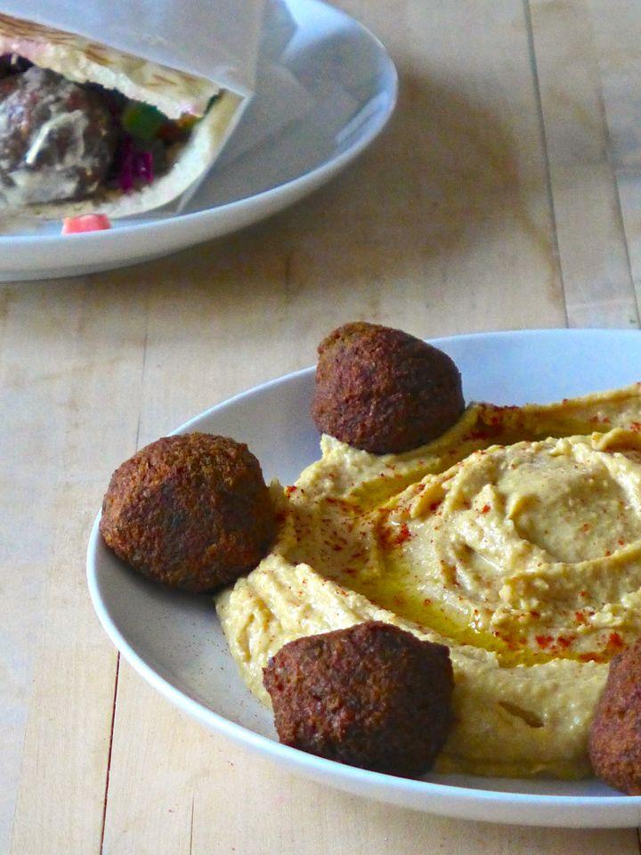 Falafel Ta'amiya 8