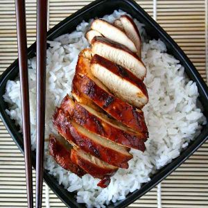 Japan: Chicken Teriyaki
