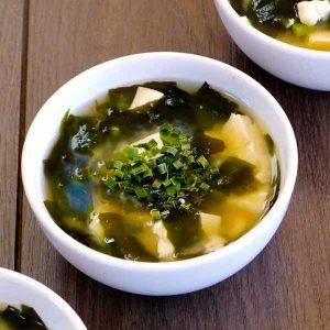 Japan: Miso Soup