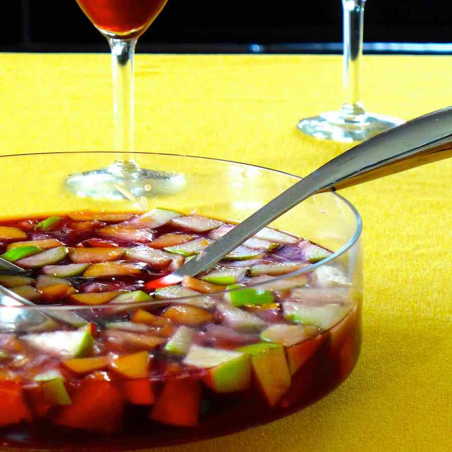 Sangria - Authentic Spanish Recipe | 196 flavors