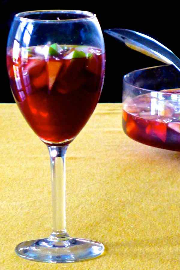 authentic sangria