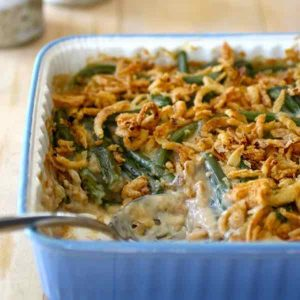 United States: Green Bean Casserole