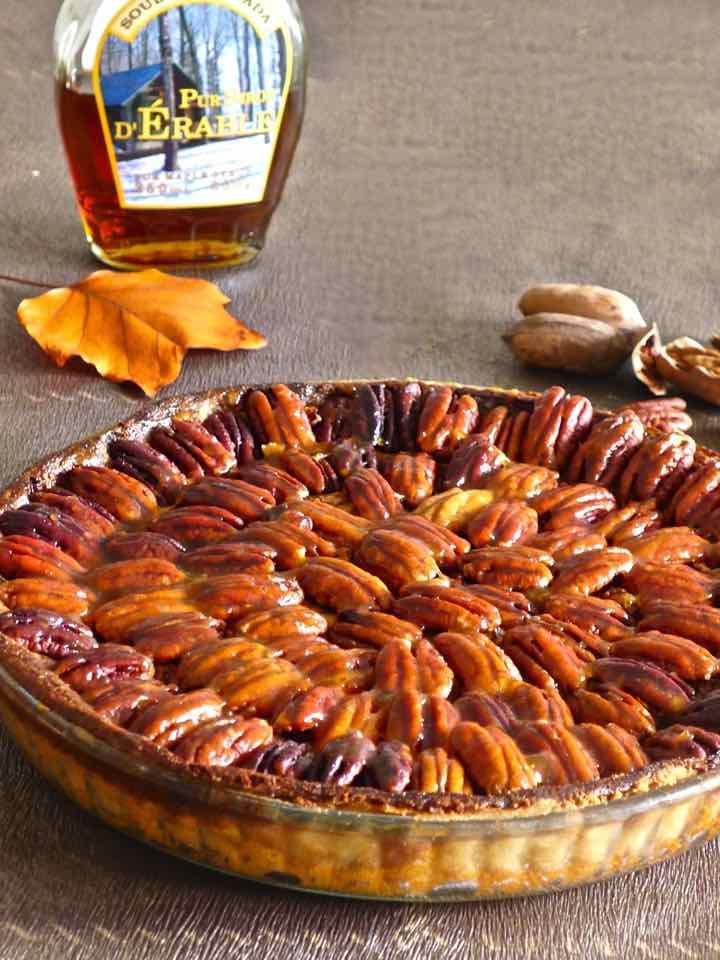pecan pie authentic recipe history 196 flavors. Black Bedroom Furniture Sets. Home Design Ideas