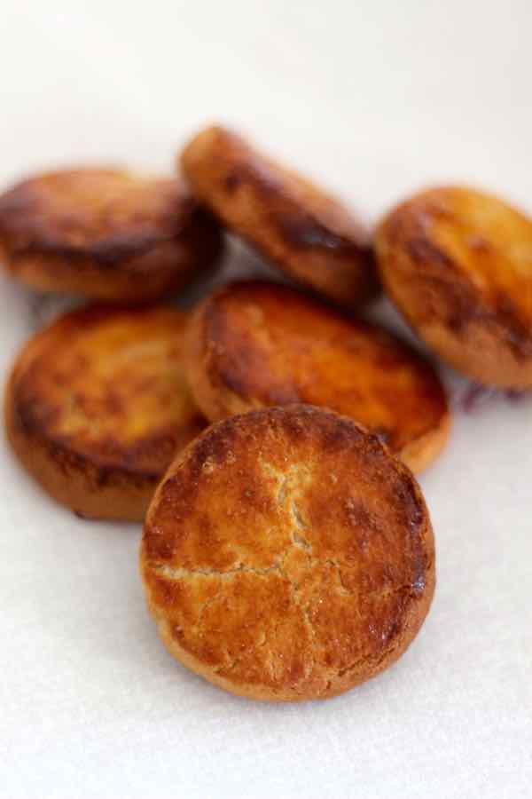 recipe of macarons d'Amiens