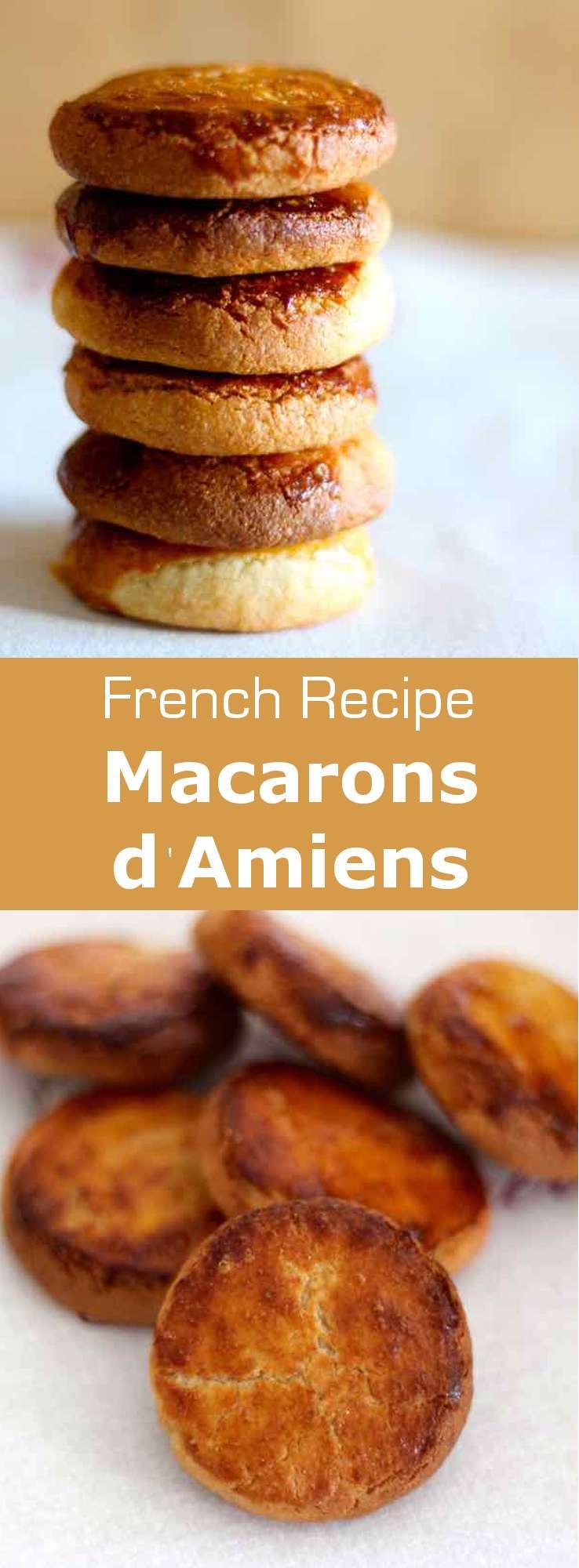 Amiens Macarons - Original French Recipe | 196 flavors