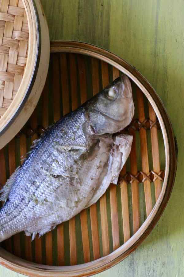 poisson vapeur thaï