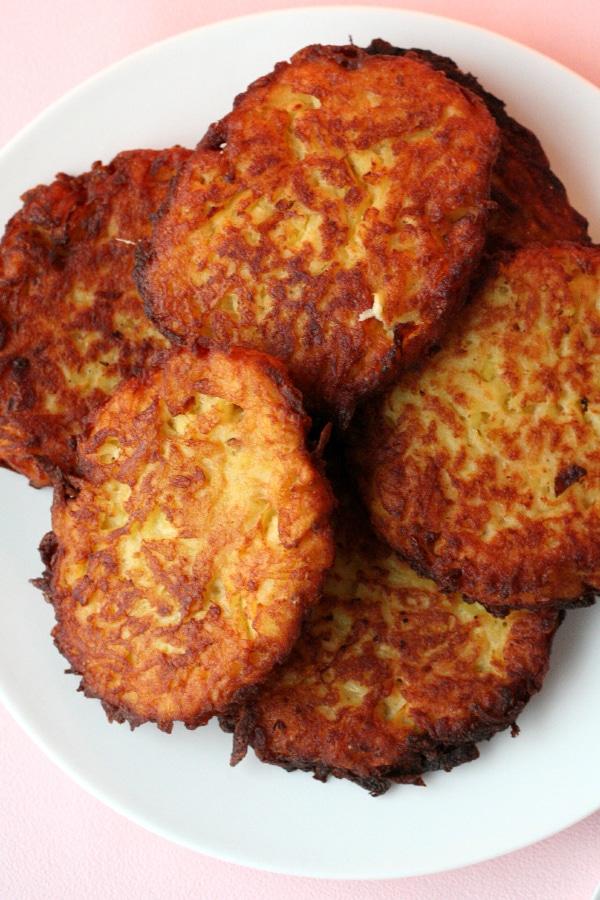 Latkes - Traditional Polish Recipe | 196 flavors