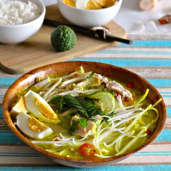 soto ayam authentic indonesian recipe 196 flavors