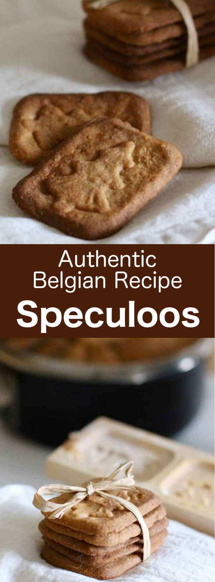 Speculoos are delicious and traditional St. Nicholas cookies from Belgium, with a distinct spiced flavor which can now be enjoyed all year. #cookie #SaintNicholas #StNicholas #Belgium #196flavors