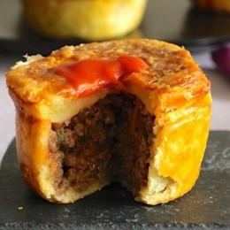 Australian Meat Pie 10