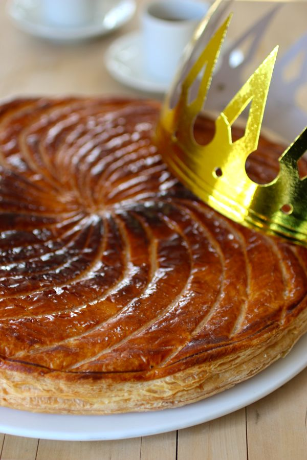 traditional pithivier