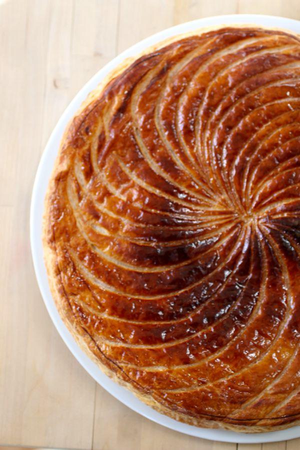 Pithiviers recipe dishmaps for Galette des rois decoration