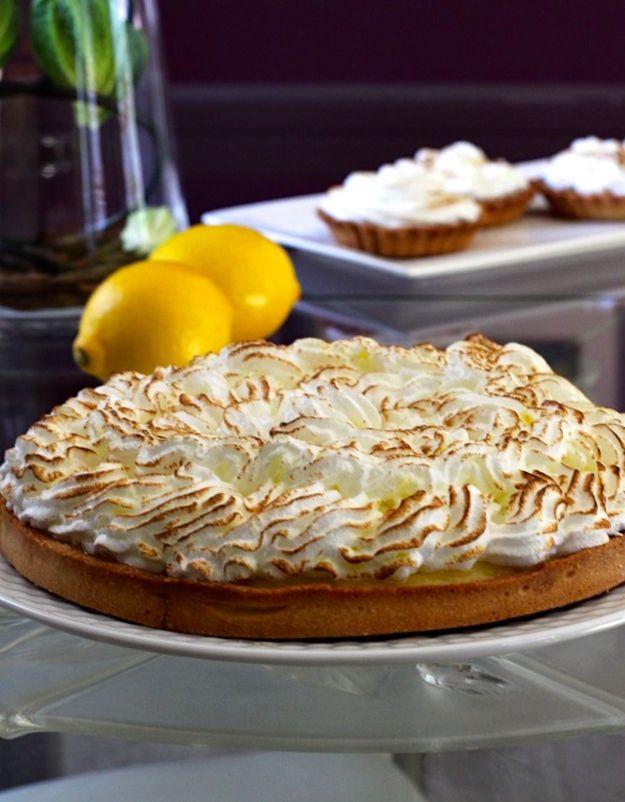 Suisse tarte au citron meringu e blogs de cuisine - Tarte au citron meringuee herve cuisine ...