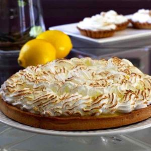 Switzerland: Lemon Meringue Pie