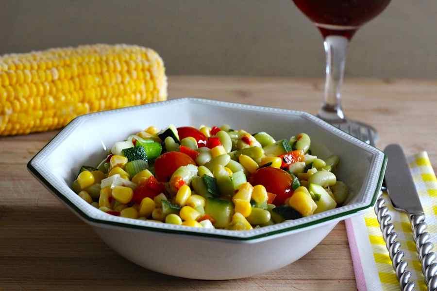 Succotash recette traditionnelle am ricaine 196 flavors - Recette traditionnelle cuisine americaine ...