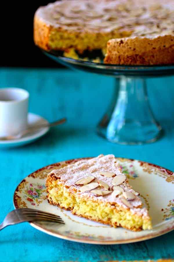 torta de cielo