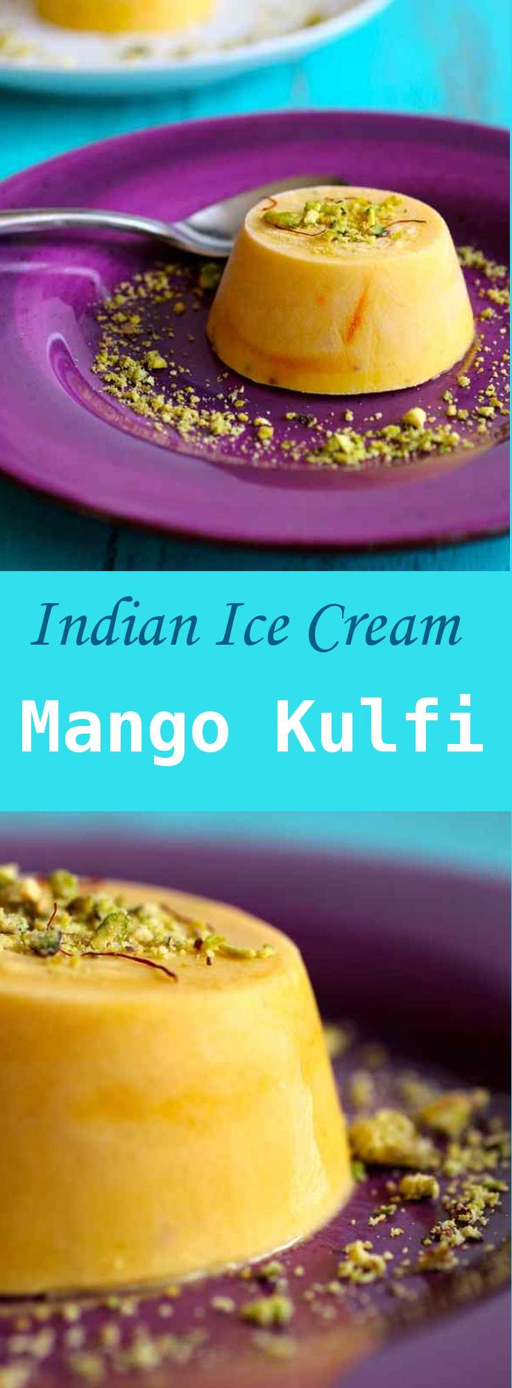 Mango Kulfi Traditional Indian Ice Cream Recipe 196 Flavors