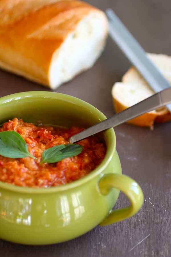 pappa al pomodoro italien