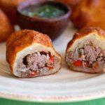 Colombia: Carimañolas de Carne