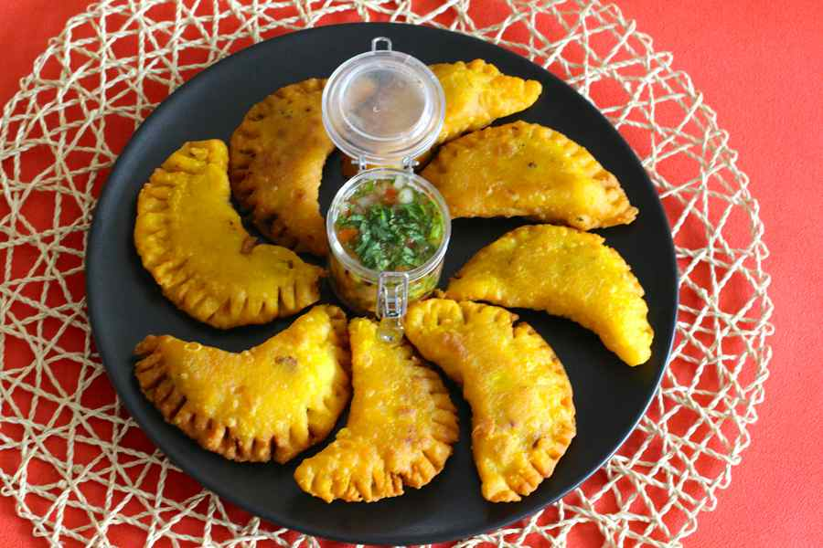 Super Empanadas - Recette Authentique Colombienne | 196 flavors SG31