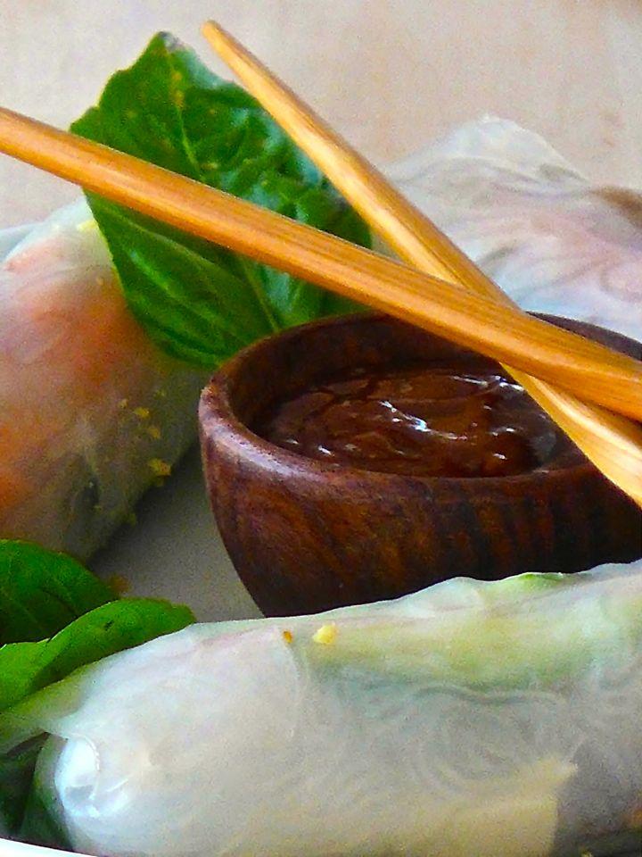 Vietnam - Goi Cuon Chay (Summer Rolls)
