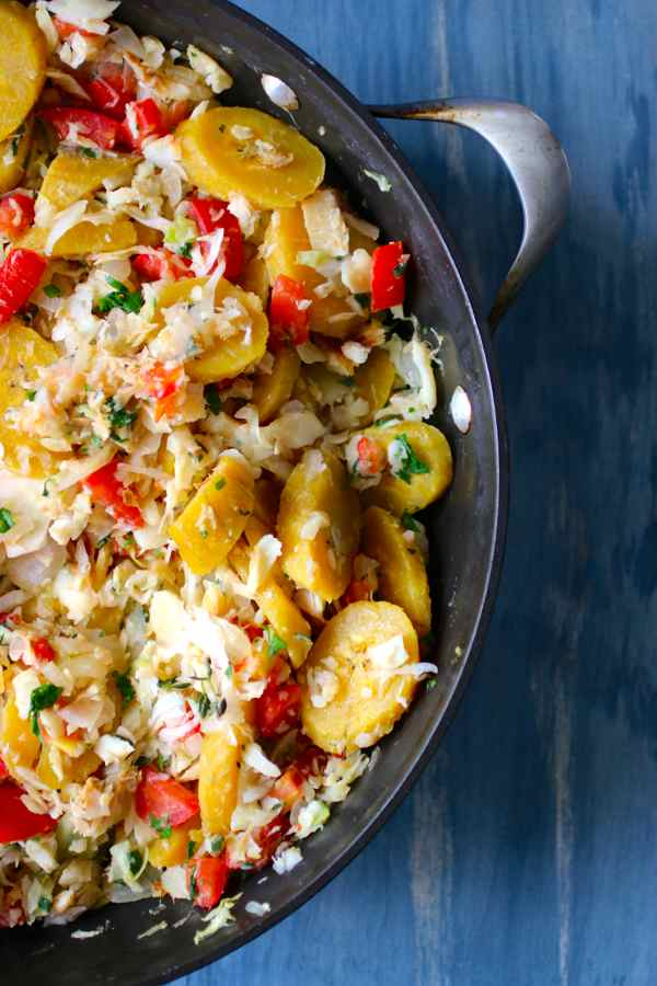Caribbean recipe