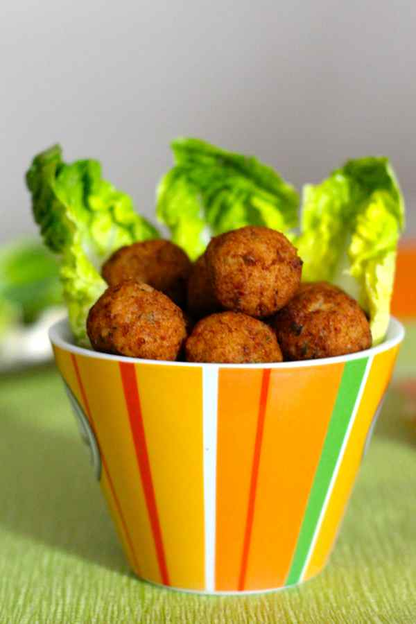 Salt Cod Fritters - Recipe from the Antilles | 196 flavors