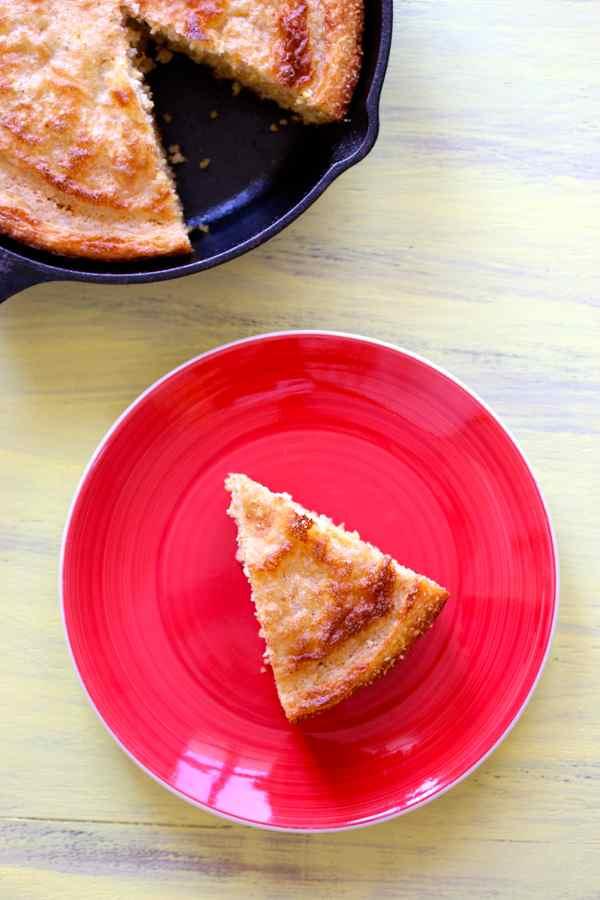 authentic cornbread