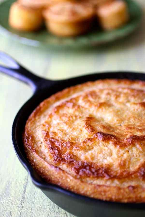 traditional cornbread