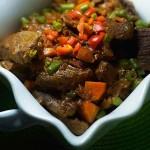 Zimbabwe: Beef Stew (Nyama)